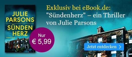 Exklusiv bei eBook.de: Sündenherz von Julie Parsons
