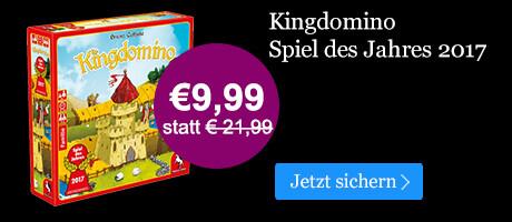 BLACK WEEK Angebot: Kingdomino für nur € 9,99