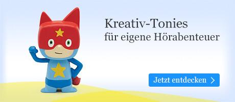 Kreativ-Tonies - Hörspiele zum Selbermachen