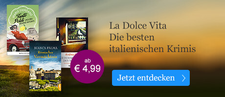 La Dolce Vita - die besten Italien-Krimis entdecken bei eBook.de