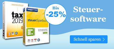 Winter Sale bei ebook.de - Sparen Sie auf Steuersoftware!