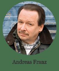 Andreas Franz ist bekannt für seine spannende Krimiserie über Julia Durant.