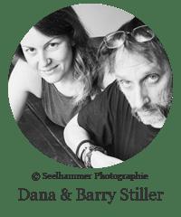 Dana & Barry Stiller in der Autorenwelt bei eBook.de