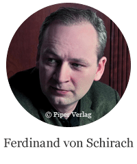 Ferdinand von Schirach schreibt spannende Gerichtsthriller.