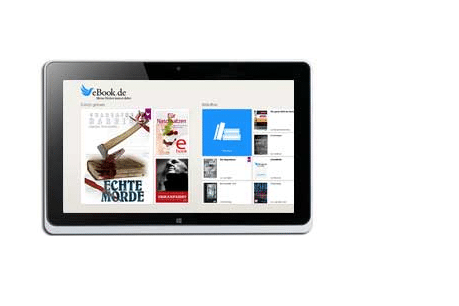 ebook.de Windows 8 App
