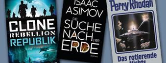 Science Fiction Bücher bei eBook.de entdecken.