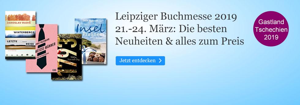 Die Leipziger Buchmesse bei eBook.de