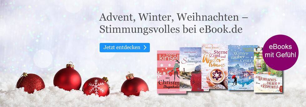 Weihnachten bei eBook.de: Stimmungsvolle eBooks
