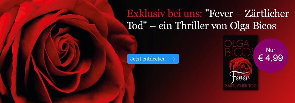 Exklusiv bei eBook.de: Olga Bicos, Fever - Zärtlicher Tod