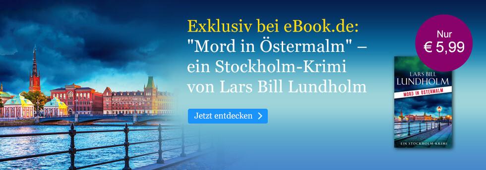 Exklusiv bei eBook.de: Mord in Östermalm von Lars Bill Lundholm