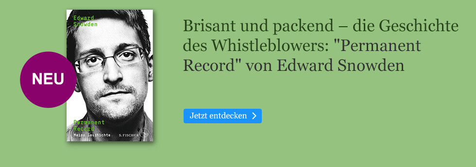 Edward Snowden: Permanent Record bei eBook.de