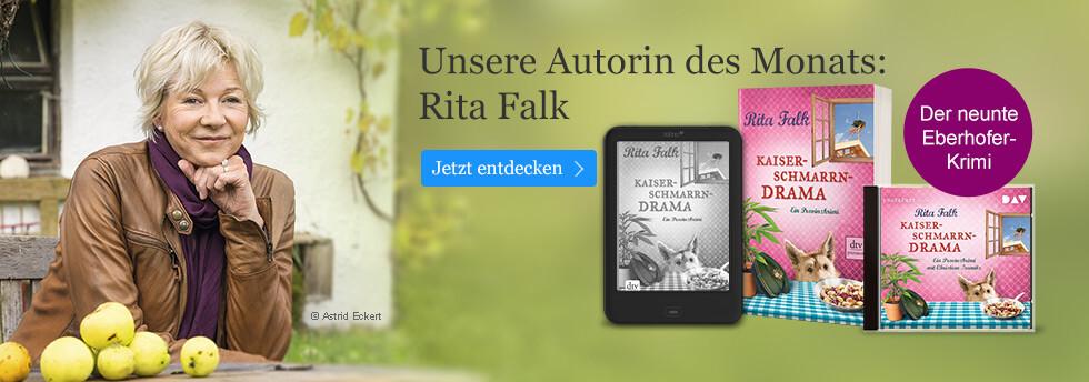Unsere Autorin des Monats: Rita Falk