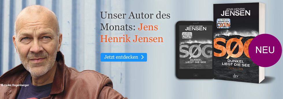 Unser Autor des Monats: Jens Henrik Jensen