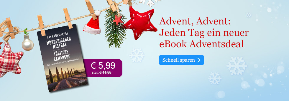 Unsere Adventsdeals im eBook.de Adventskalender