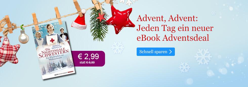 Unsere Adventsdeals im eBook.de Adventskalender