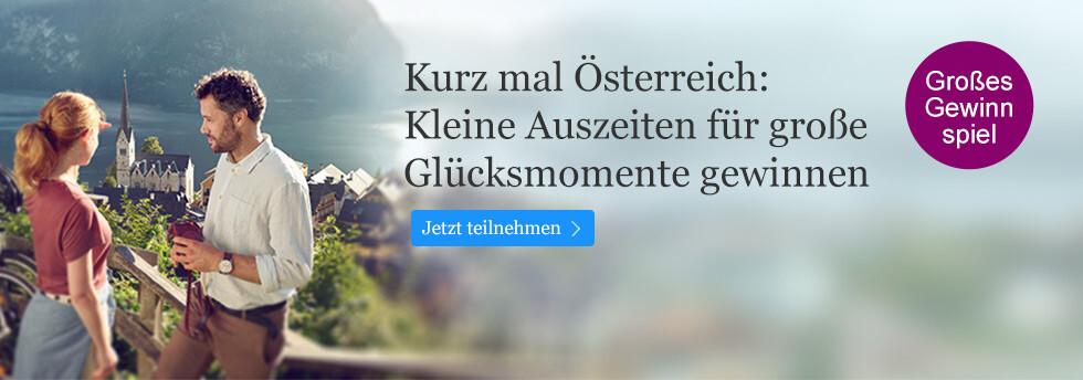 Gewinnen Sie ein Wochenende im Bregenzer Wald in Österreich mit eBook.de
