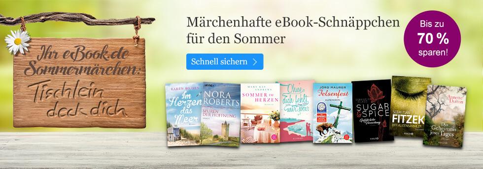 Tischlein Deck Dich: Märchenhafte eBook Schnäppchen für jeden Geschmack