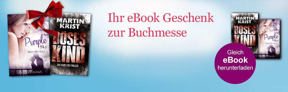 Ihr tolino eBook Geschenk zur Frankfurter Buchmesse bei eBook.de
