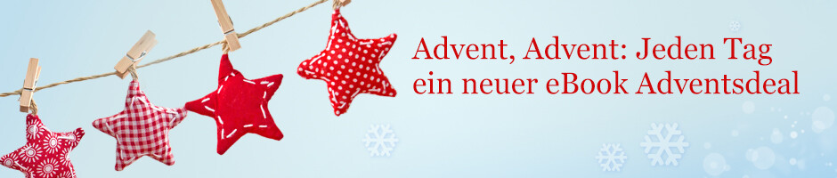 eBook.de Adventsdeals