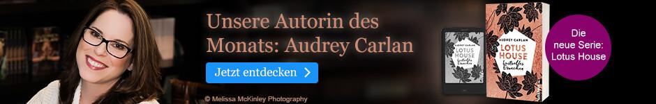 Audrey Carlan - unsere Autorin des Monats