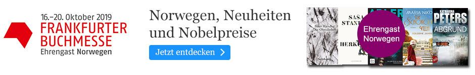 Die besten Neuheiten zur Frankfurter Buchmesse