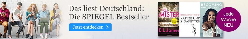 Ebook Spiegel Bestseller