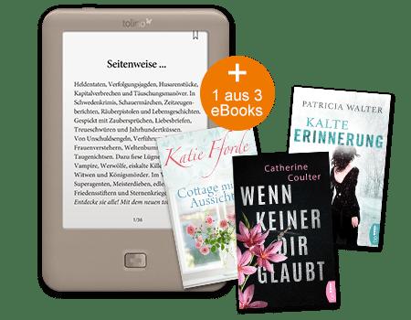 tolino page kaufen und gratis eBook sichern!