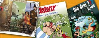 Hörbuch CDs für Kinder und Jugendliche bei eBook.de entdecken.