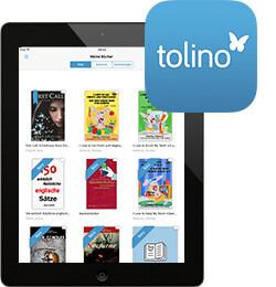 Die tolino App für iOS