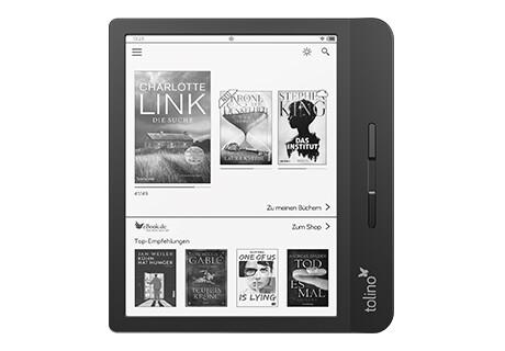 tolino vision 5: Absolute Freiheit - eBooks kaufen, wo Sie wollen