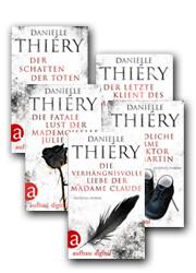 Exklusiv bei eBook.de: Fünf französische Krimis mit Komissarin Edwige Marion von Danielle Thiéry