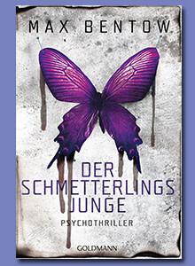 Der Schmetterlingsjunge von Max Bentow bei eBook.de