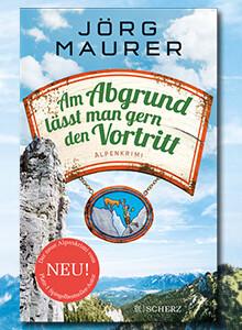 Am Abgrund lässt man gern den Vortritt von Jörg Maurer bei eBook.de