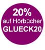 Das eBook.de Sommermärchen: 20% auf alle Hörbücher mit dem Gutscheincode GLUECK20