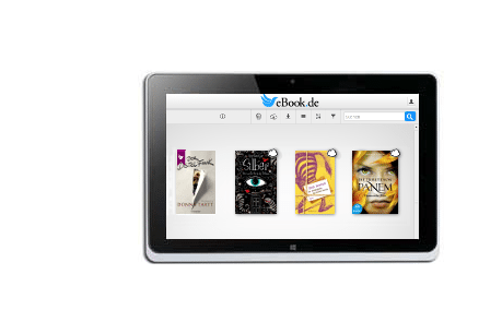 Der eBook.de Webreader für tolino