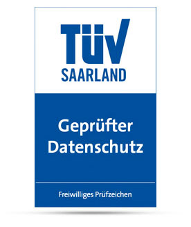 TÜV zertifizierte Cloud Sicherheit