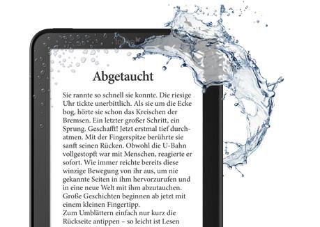 tolino vison 3 mit Wasserschutz